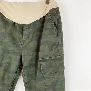 Joe's Jeans Pants - Joe's Jeans Maternity Skinny Camo Cargo Pants